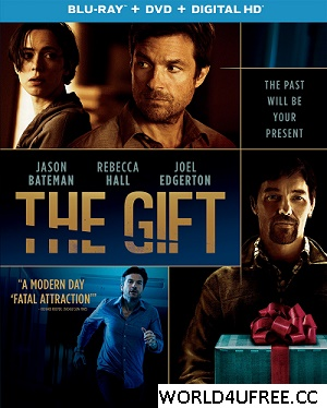 The Gift 2015 720p BRRip 850mb ESub AAC 5.1 hollywood movie Free dowload at world4ufree.cc