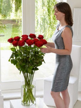 Red Rose Flowers Valentines gifts and price