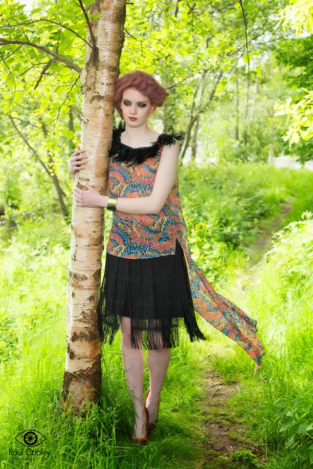athenry castle fashion shoot