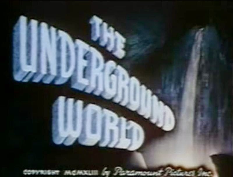 The Underground World