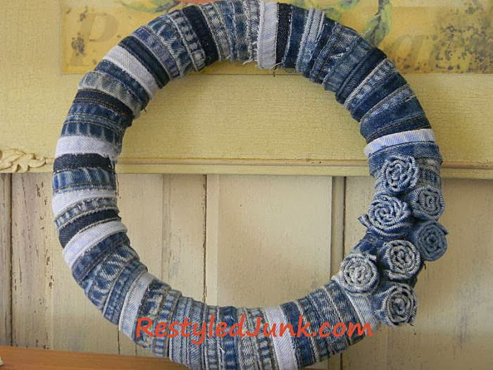the art of up cycling old jeans crafts 15 amazing ideas