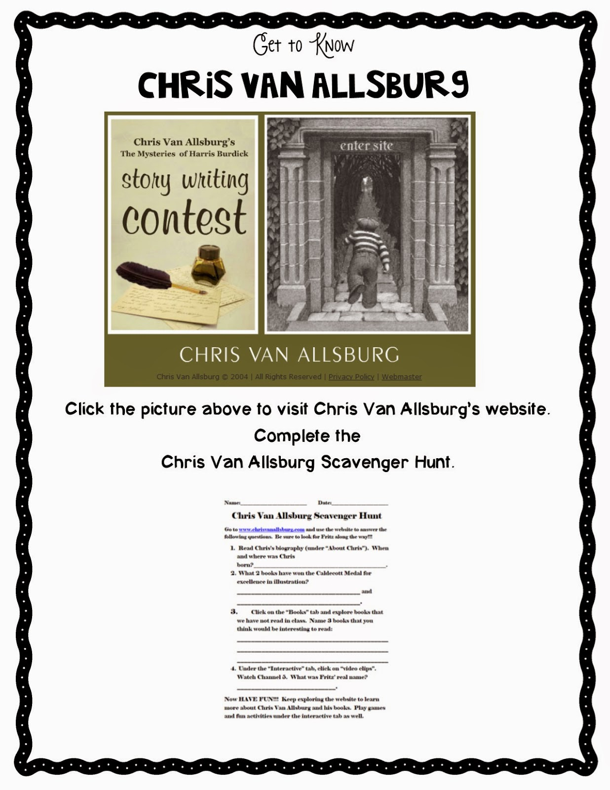 http://www.chrisvanallsburg.com/flash.html