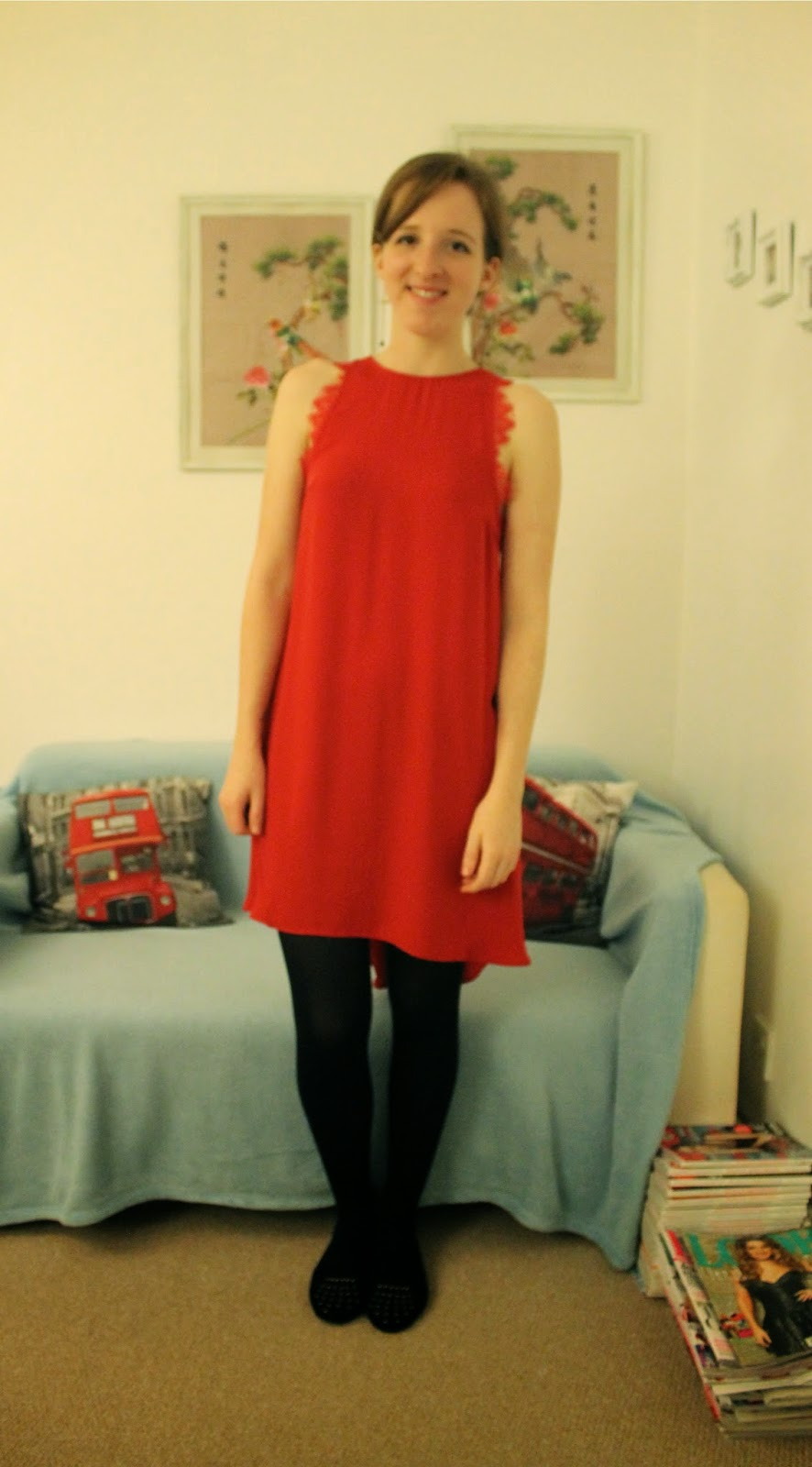 H&M Christmas Party Dress