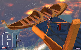 marvel heroes screen 2 Marvel Heroes (PC)   Game Update 2.0 Asgard Screenshots