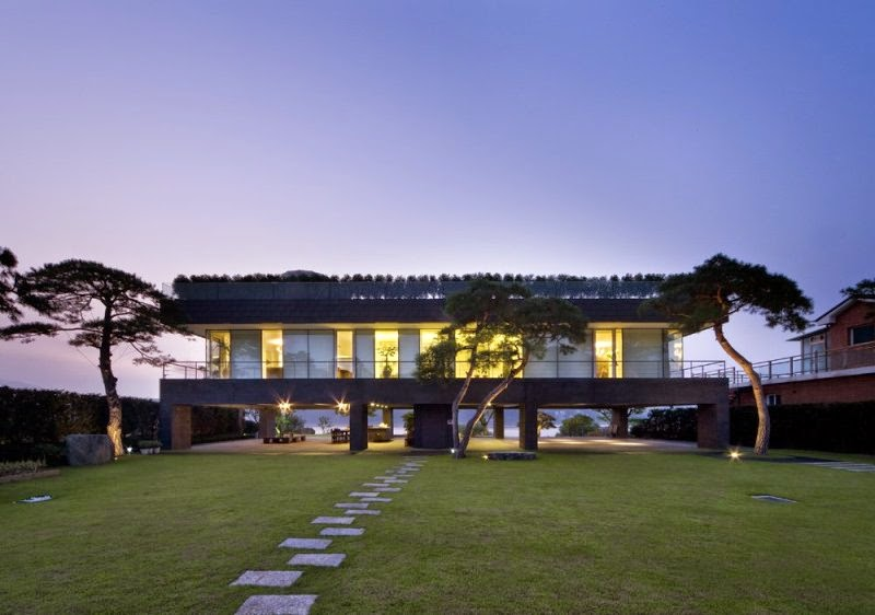 Casa Flotante - Hyunjoon Yoo Architects