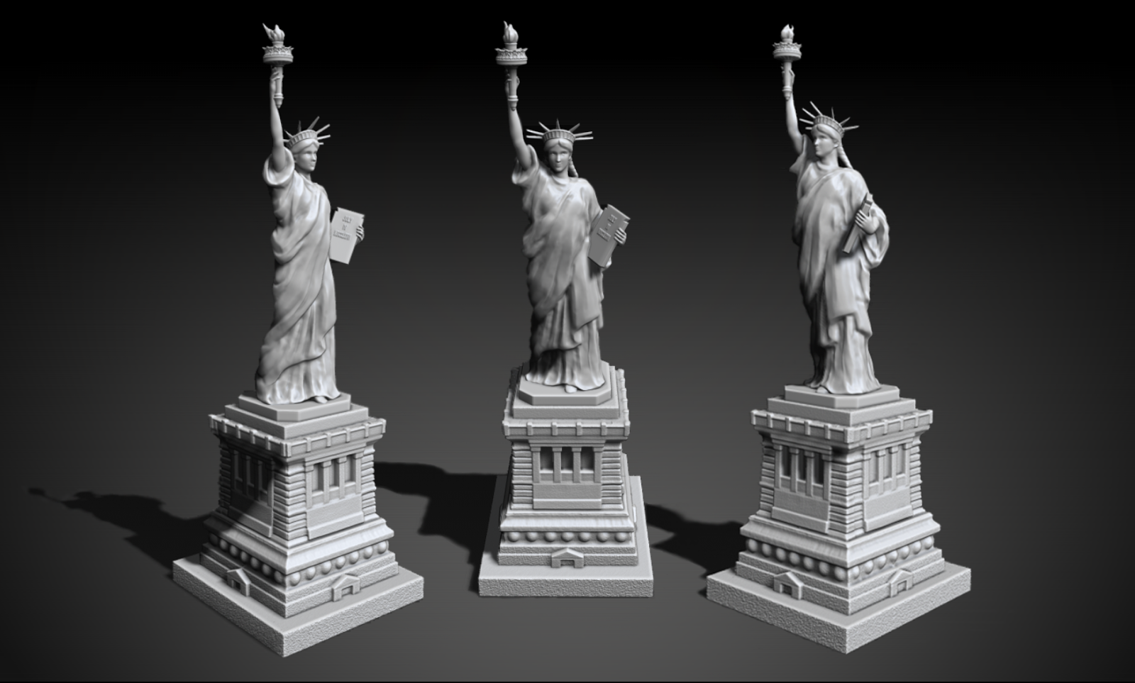 Free printing pictures statue liberty - mechanical image scanning service