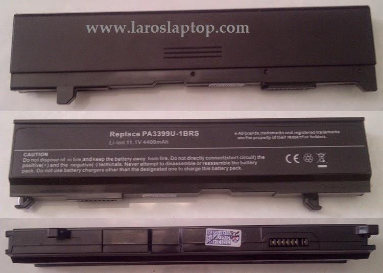 Harga Baterai Laptop TOSHIBA M105