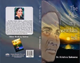 "Book: ""The tales my wrinkles tell"" buy Online Now..."