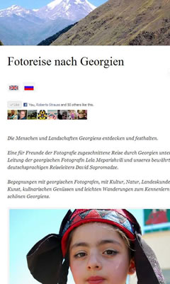 Fotoreise Georgien