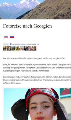 Fotoreise Georgien