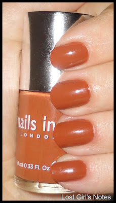 nails inc. fenchurch street