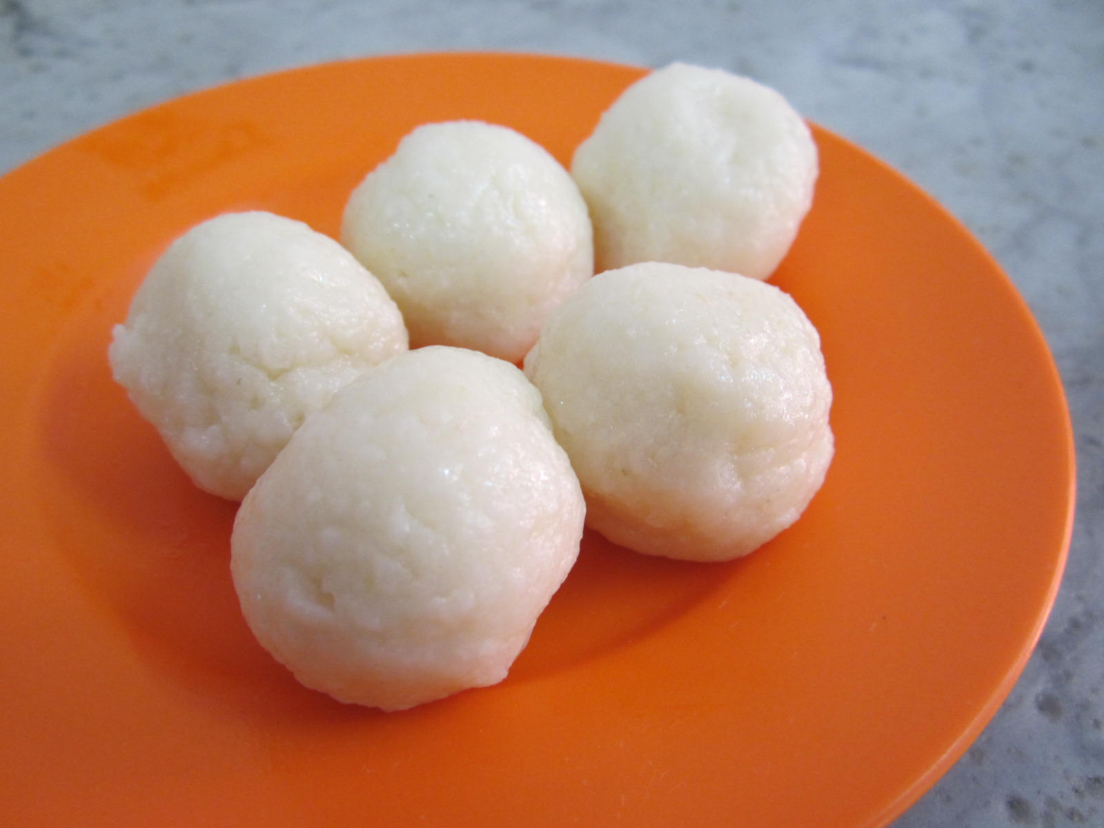 how to make african rice balls