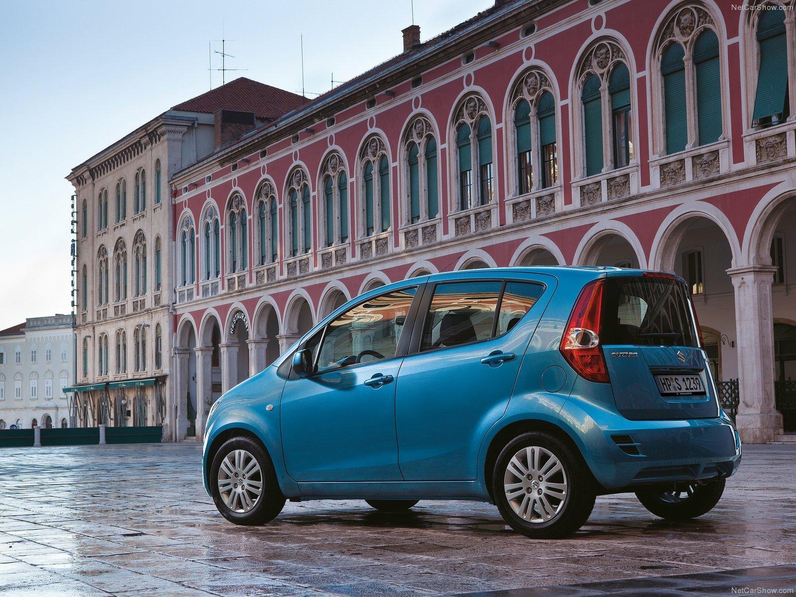 Hình ảnh xe ô tô Suzuki Splash 2012 & nội ngoại thất