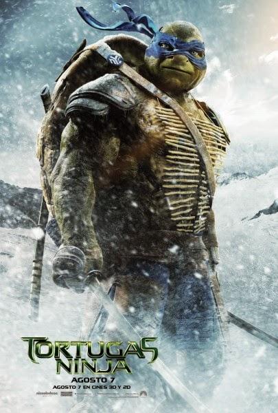 Teenage Mutant Ninja Turtles Nuevo Trailer Subtitulado