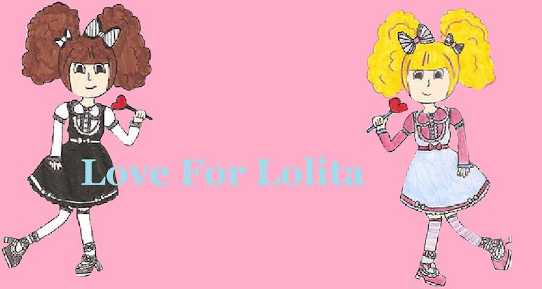 Love for Lolita