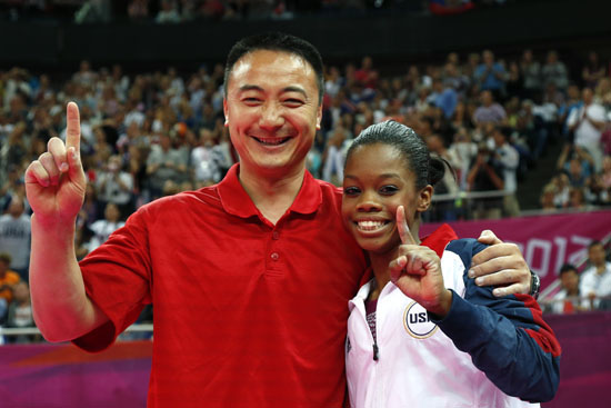 in tune with ms waddy the gabrielle douglas story