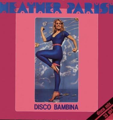 Disco Vinyl Disco Bambina A California Girl Who Moved