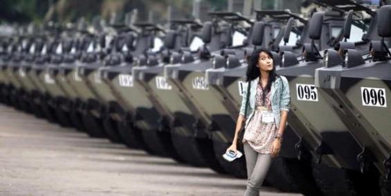 RI Buka Peluang Industri Asing Produksi Peralatan Pertahanan dan Militer
