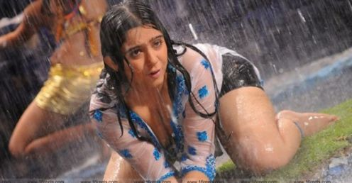 hot indian film actress pics charmi hot sexy sizzling photos