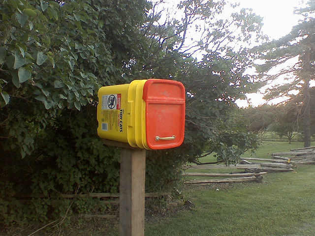 10 caixas de correio incomuns
