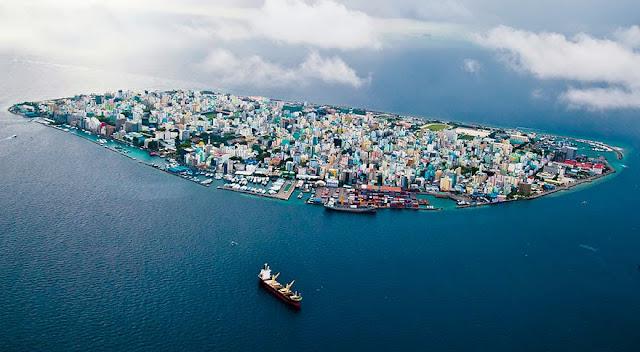 Мале на Мальдивах