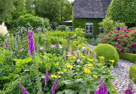 ★ Garten T(raum) ★ - Bellas.herzenssachen Englischer Garten Anlegen