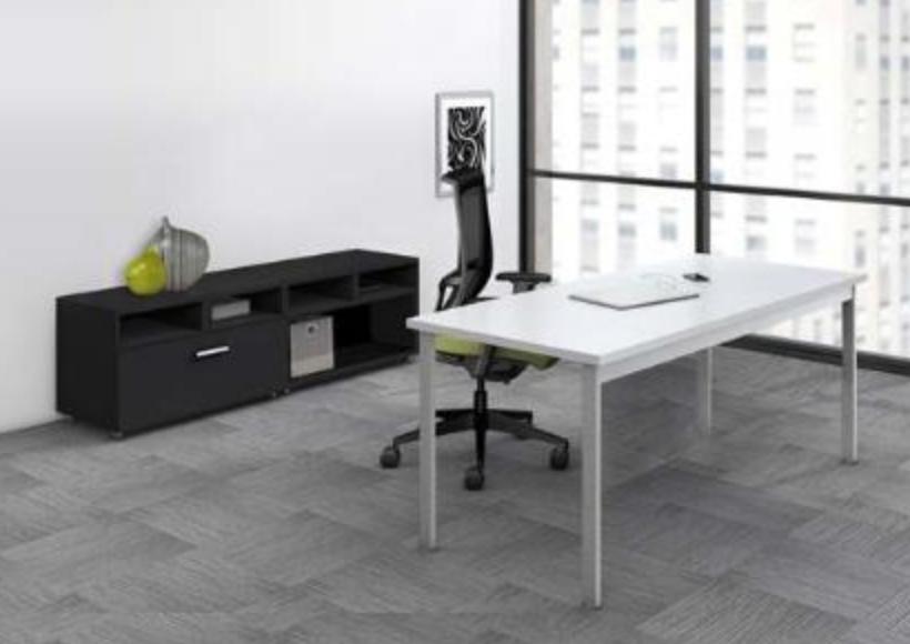 Mayline e5K7 Desk Layout