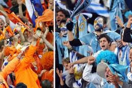 uruguay holanda amistoso internacional