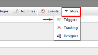 Mengenal Trigger Pada MySQL