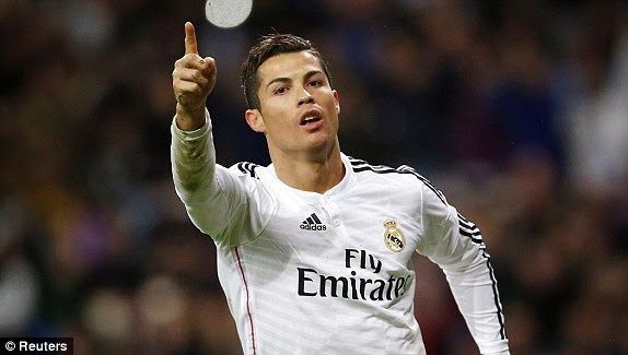 Liga Spagna Video: Cristiano Ronaldo vola in classifica marcatori.