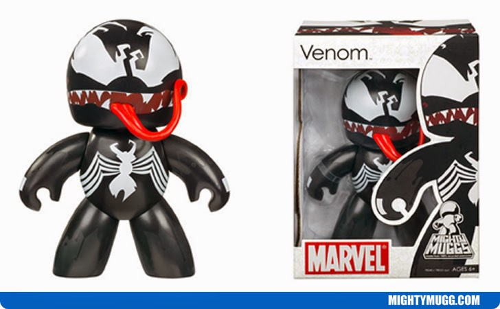 Venom Marvel Mighty Muggs Wave 1