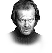 JACK NICHOLSON. ALL WORK AND NO PLAY