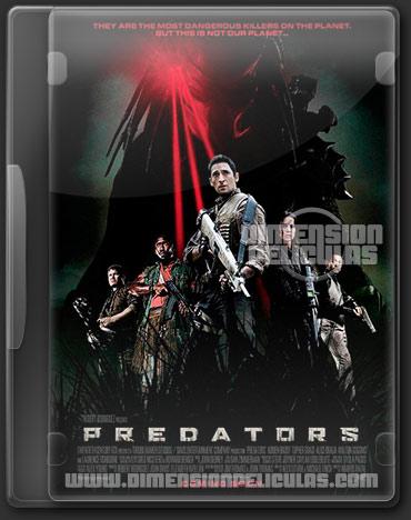 Predators (DVDRip Español Latino) (2010)
