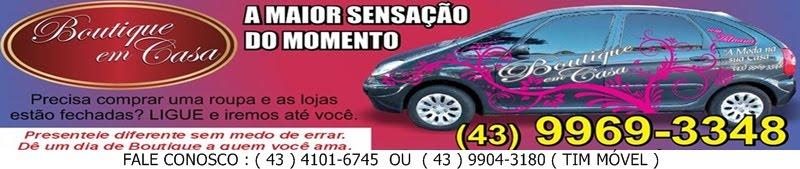 BOUTIQUE EM CASA