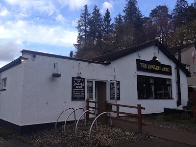 The Anglers Arms Pub Kielder