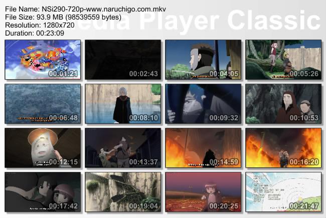 Naruto Shippuden Episode 290 Bahasa Indonesia