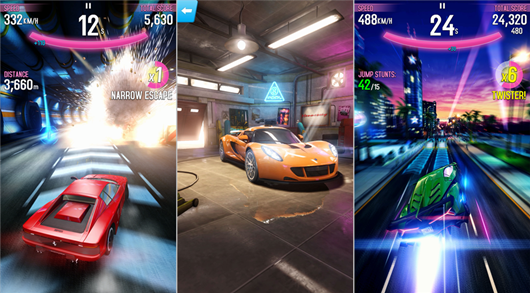Download Asphalt Overdrive v1.3.1b Apk