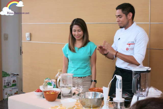 Chef Redg Baron
