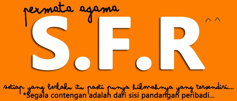 ~~PERMATA AGAMA S.F.R~~(^^)