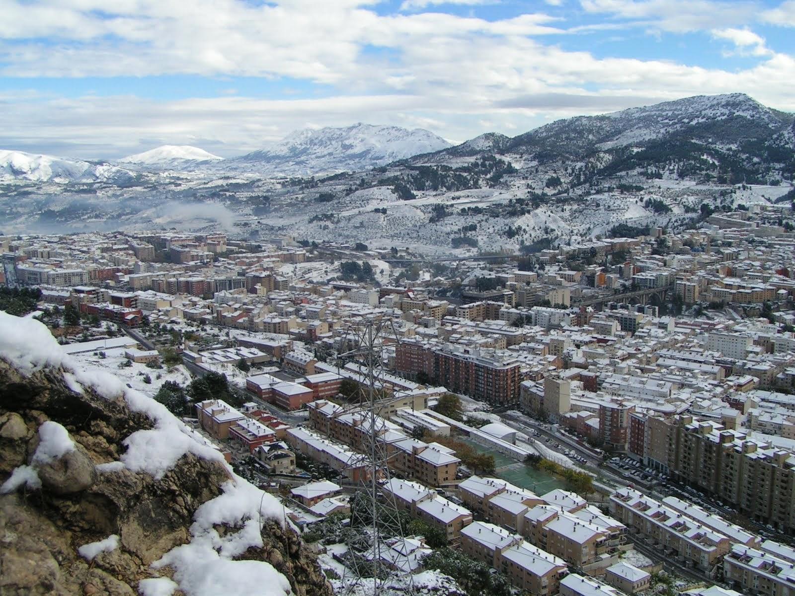 Alcoy nevado 2