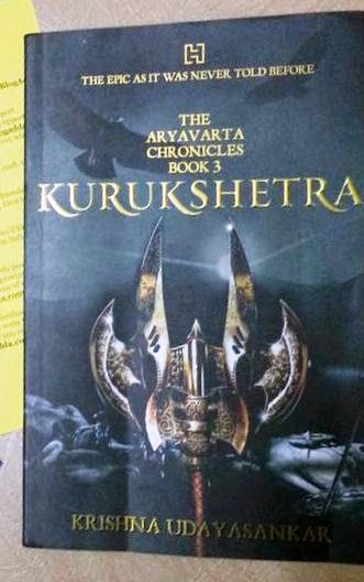 the aryavarta chronicles book 3 kurukshetra pdf