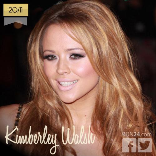 20 de noviembre | Kimberley Walsh - @KimberleyJWalsh | Info + vídeos