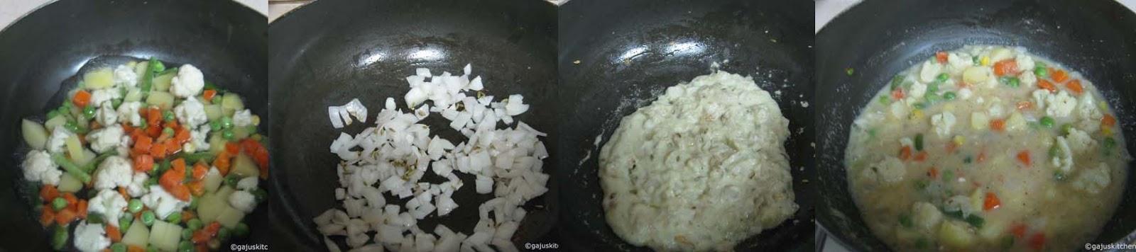 kurma preparation