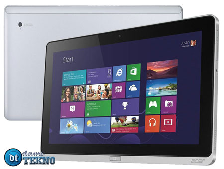 Harga Tablet PC Acer Iconia W700-53314G06as
