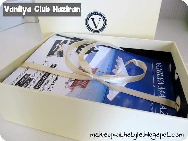 """""""vanilya club kutusu"""""""