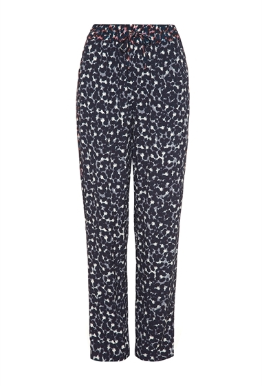 Ghost Davina Trousers Pink Grey