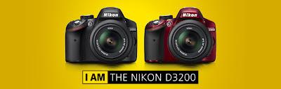 spesifikasi harga kamera dslr nikon d3200