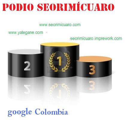 seorimícuaro google colombia