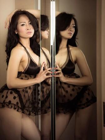 Download Koleksi Foto dan Video BTS (Behind The Scene) Ratu Kirana Model Lights On Majalah MALE Mata Lelaki Edisi 101   www.insight-zone.com