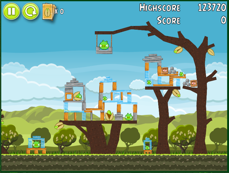 Angry birds news blog angry birds golden pistachios you can play the game online here voltagebd Gallery